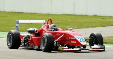 F3 Alemã: Rafael Suzuki larga na 5ª fila na corrida inicial na Alemanha