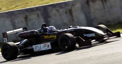 Fórmula 3 Asiática: Rafael Suzuki sobe duas vezes no pódio nas Filipinas