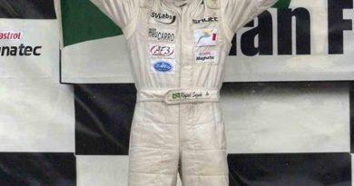 F-3 Alemã: Rafael Suzuki vai correr na abertura do Campeonato Alemão