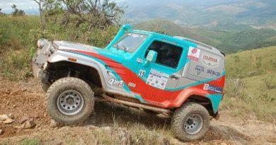 Rally: Niterói Rally Team consagra-se campeã da Copa Mineira
