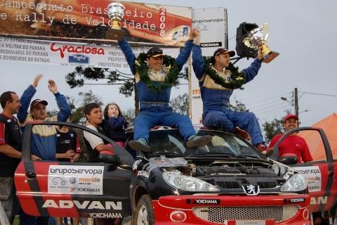 Rally: Tulio e Valandro vencem o 28º Rally da Graciosa