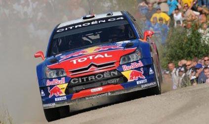 WRC: Loeb vence na Finlândia