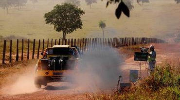 Rally: Marcos Baumgart e Kleber Cíncea da X Rally Team partem para a penúltima etapa