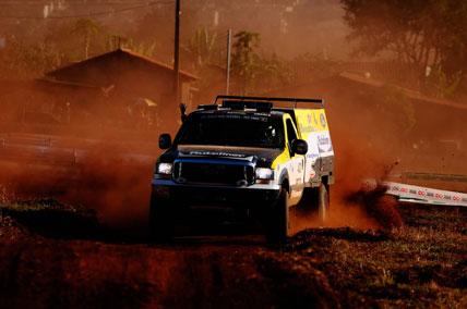 Rally: Nos caminhões, Barrasa, Papacena e Bettoni, venceram a 4ª etapa