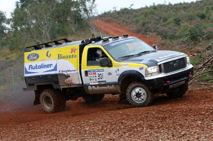 Rally: Equipe Autoliner cumpre objetivo no Rally Cidade Imperial com primeiro lugar entre os caminhões