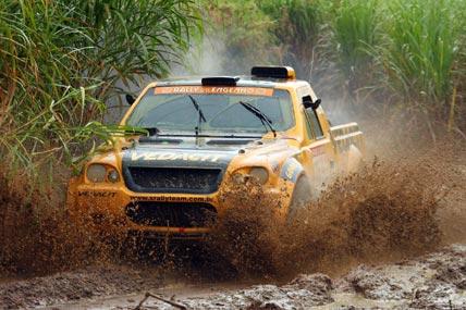 Rally: Cristian e Beco conquistam a 1º lugar no Prólogo