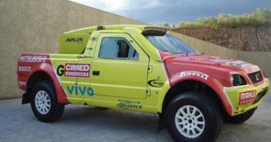 Rally: Fellipe Bibas pronto para defender título em Barretos