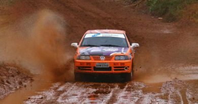 Rally: Com novo motor, Brustolin busca vitória em MG