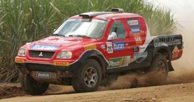 Rally: Dupla de São Bento do Sul (SC) busca bom resultado na 2ª etapa do Mitsubishi Cup em Ribeirão Preto