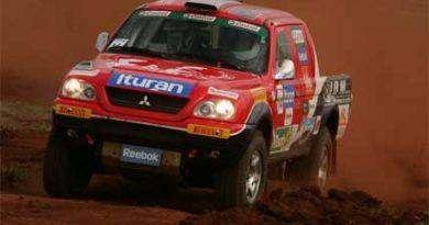 Rally: Dupla catarinense busca vitória no Mitsubishi Cup