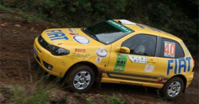 Rally: Eduardo Cunha estréia novo Palio Abarth no Campeonato Mineiro de Rali de Velocidade