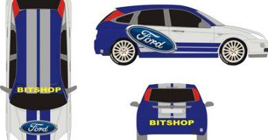 Rally: Eis a grande novidade de 2008, o Ford Focus Rally