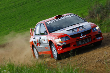 Rally: Quebra de turbina tira liderança de Edio Fuchter no Brasileiro de Rali