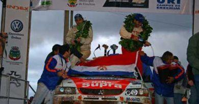 Rally: Vitória estrangeira no Rally Internacional de Erechim