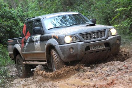 Rally: Campeões 2008 da Copa Cral definidos na etapa em Guararema