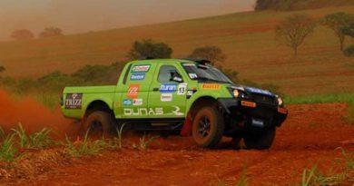 Rally: Hugo e Kaique mantêm a vice-liderança no brasileiro de Cross Country