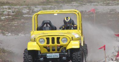 Rally: Jr. Cavalcante irá disputar temporada 2008 em nova categoria