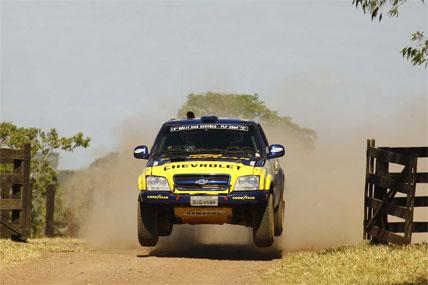 Rally: Marlon Koerich e Bruno Mega têm problemas na quinta etapa do Rally dos Sertões