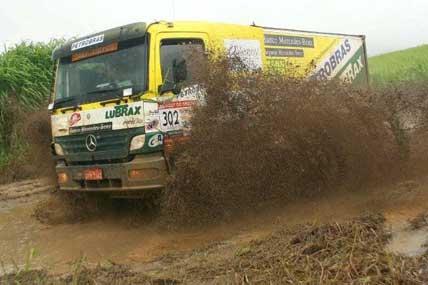 Rally: Próxima etapa da Copa RallySP pode ser decisiva para os caminhões