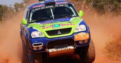 Rally: Rally Minas sobe mais posições no Rally dos Sertões