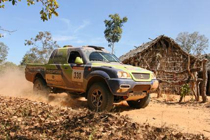 Rally: Equipe Rally Minas foi uma das vítimas do Jalapão