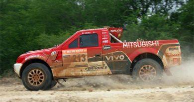 Rally: Com recorde de estrangeiros, Rally Internacional dos Sertões 2008 tem 168 veículos inscritos