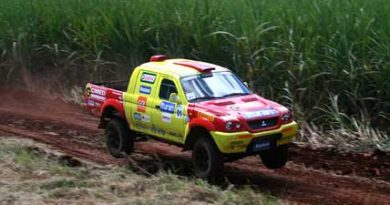 Rally: Em Ribeirão Preto Neves e Maestrelli vencem a segunda do ano na Mitsubishi Cup Sudeste