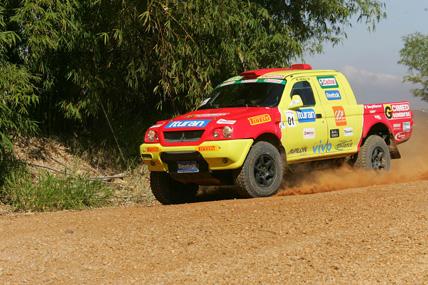 Rally: Neves e Maestrelli confirmam título no fim de semana