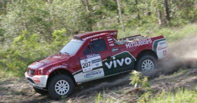 Rally: O experiente Neves promete muito empenho no Rally dos Amigos