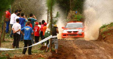 Rally: Milton Pagliosa dá show e garante pódio no Brasileiro de Rally