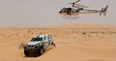 Rally: Em dia tranquilo, Palmeirinha foi 7º na Tunísia