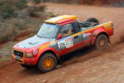 Rally: Reijers Rally Team inicia boa fase e conquista pódio na Copa RallySP