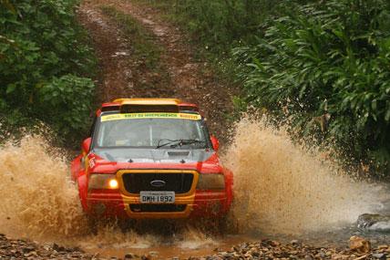 Rally: Campeonato Brasileiro de Cross-Country define campeões neste sábado