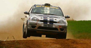 Rally: Irmãos Sartori vencem etapa do Gaúcho de Rally