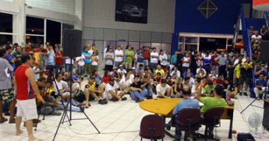 Rally: Prova final do RallySP terá recorde de inscritos