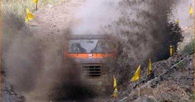 Rally: Tony Almeida pronto para a temporada 2008