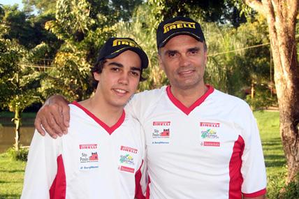 Rally: Reinaldo Varela e Marcos Macedo vencem o primeiro dia do Rally da Cana