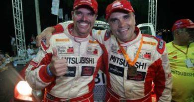 Rally: Reinaldo Varela e Marcos Macedo disputam a 5ª etapa da Mit Cup Sudeste, em Uberlândia