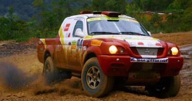 Rally: Reinaldo Varela e Marcos Macedo prontos para correr atrás de mais um título