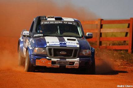 Rally: Tradicional dupla da categoria cross country de Minas Gerais confirmada para o II Rally de Sete Lagoas