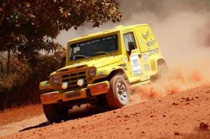 Rally: Codipar Racing confirma 5ª participação nos Sertões