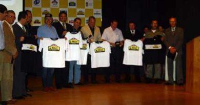 Rally: Lançado oficialmente o Rally Internacional de Erechim