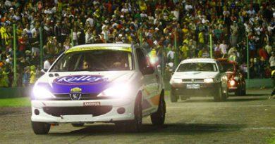 Rally: Ações divulgam o Rally de Erechim que entra na última semana antes da prova