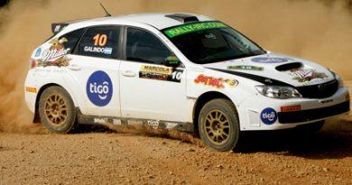 Rally: Fuchs e Saba entre os estrangeiros inscritos para o Rally de Erechim