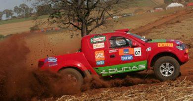 Rally: Dupla sertaneja garante o quarto lugar em São Carlos