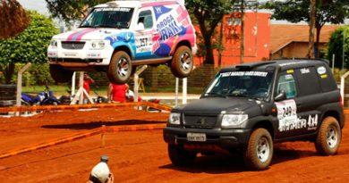 Rally: Marcelo Carqueijo e Roberlena Moraes participam do RN 1500 visando manter liderança do brasileiro