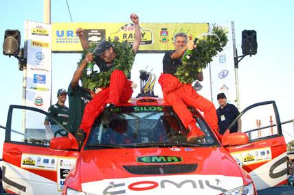 Rally: Argentino vence a 12ª edição do Rally Internacional de Erechim