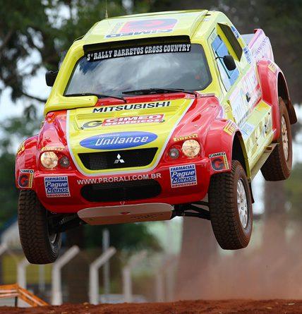 Rally: ProMacchina, a maior equipe de rali do Brasil, leva para o Rally RN1500 um time de campeões