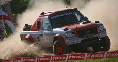 Rally: Reijers Rally Team começa o Piocerá a todo o vapor e faz o segundo melhor tempo