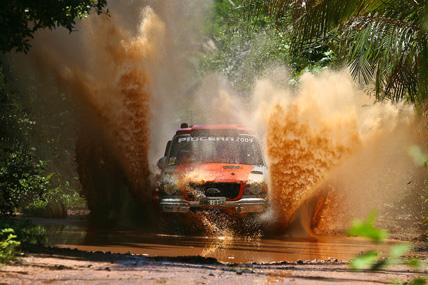 Rally: Dois espetáculos distintos em um só cenário